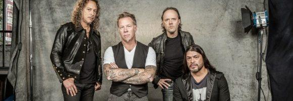 Metallica toca a nova Moth Into Flame em programa de TV