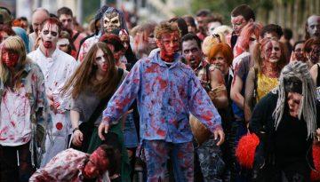 Zombiewalk 2012 -- all Rights belong to: www.rainerkeuenhof.de